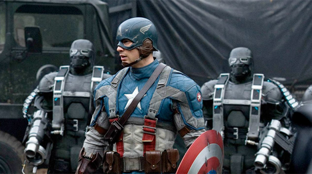 FX Guide Captain America - Super Soldier FX