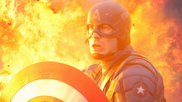 VFX for Captain America: The First Avenger