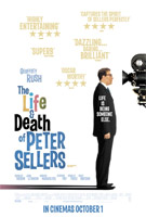 The Life and Death of Peter Sellers Cover