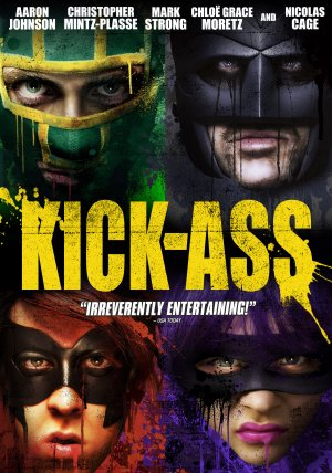 Kick Ass Cover